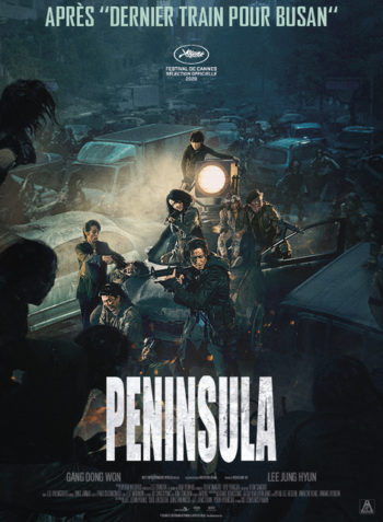 Peninsula Affiche