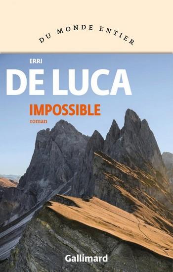 Impossible d'Erri De Luca