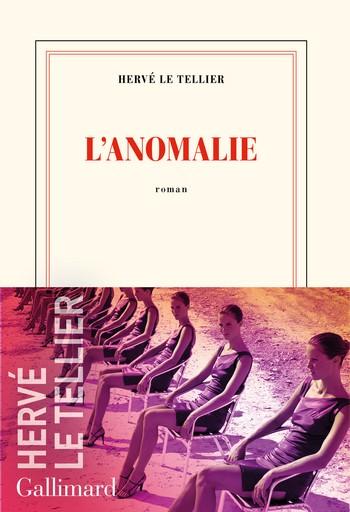 Hervé Le Tellier l'anomalie