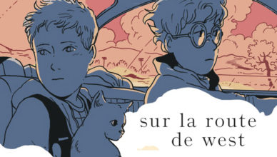 Sur la route de West – Tillie Walden