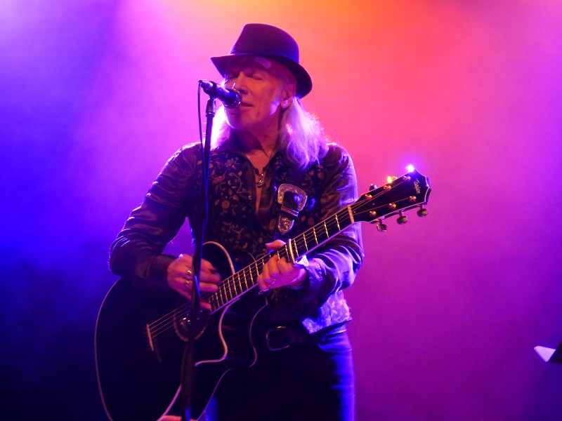 Elliott Murphy le 9 octobre 2020 au Plan - Photo : Eric Debarnot