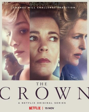 The Crown S4 poster