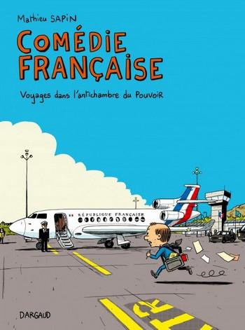 Comédie française - Mathieu Sapin - dargaud