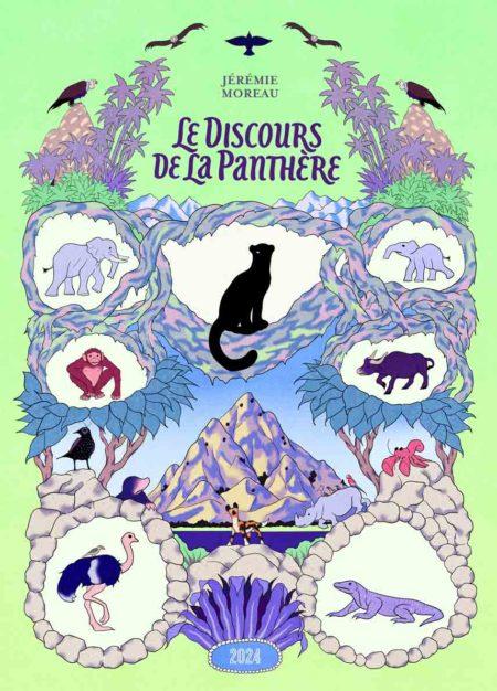 Le Discours de la panthère - Jérémie Moreau