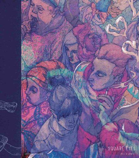 Square Eyes — Anna Mill & Luke Jones