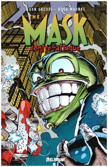 The Mask 2 : The Mask contre-attaque