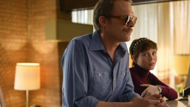 Uncle Frank : Photo Paul Bettany, Sophia Lillis
