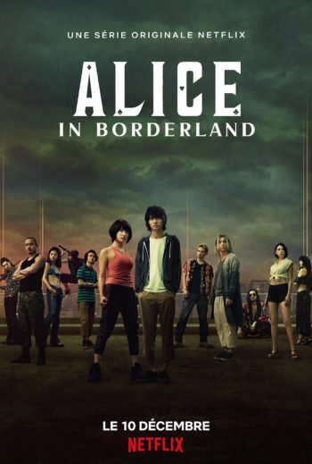 Alice in Borderland S1 affiche