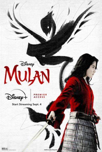 Mulan affiche