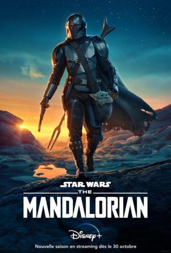 The Mandalorian S2 affiche