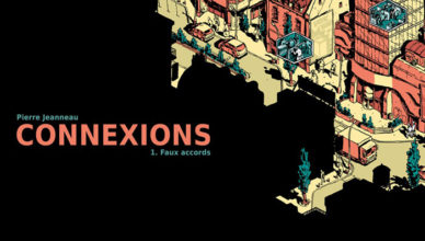 Connexions, tome 1 : Faux accords – Pierre Jeanneau
