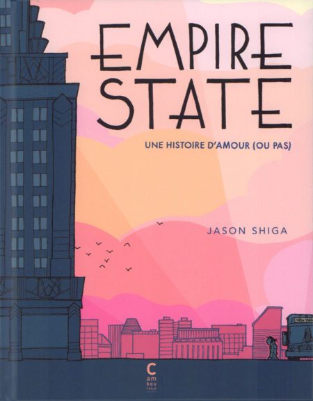 Empire State — Jason Shiga