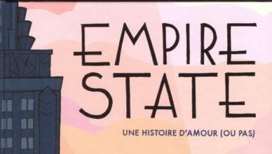 Empire State — Jason Shiga