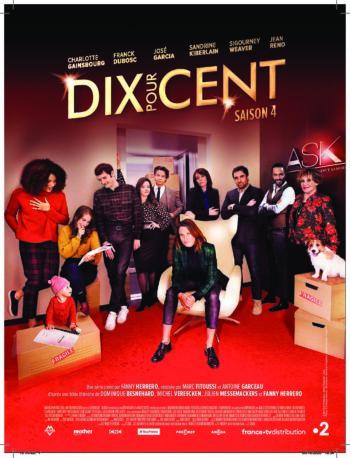 Dix Pour Cent S4 affiche