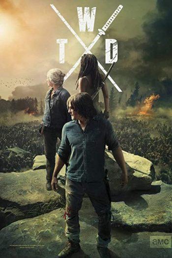 Walking Dead S10 poster