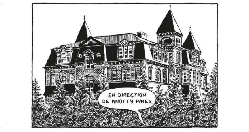 Les Mystères de Hobtown, tome 2 : L'Ermite maudit – Kris Bertin & Alexander Forbes