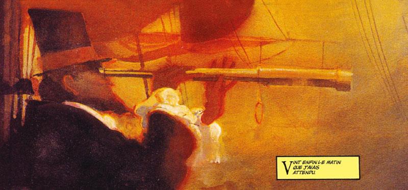 Moby Dick - Adaptation de l'œuvre d'Herman Merville par Dan Chichester et Bill Sienkiewicz