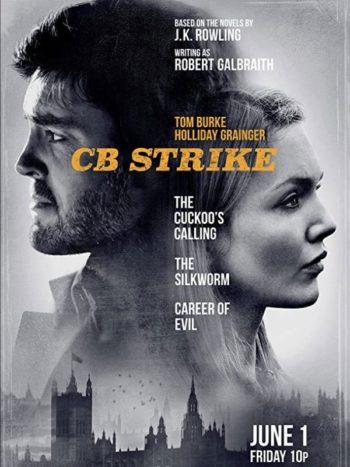 CB Strike Cuckoos Calling Affiche