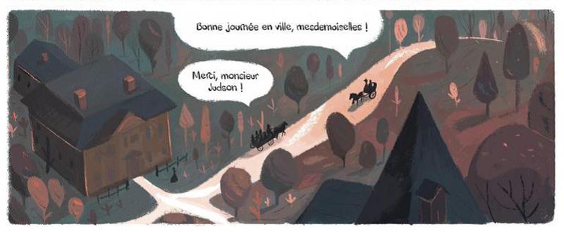 Blanc autour – Wilfrid Lupano et Stéphane Fert