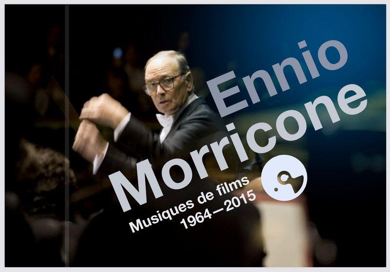 Ennio Morricone musiques de films 1964-2015