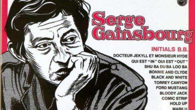 Initiales B.B : Gainsbourg