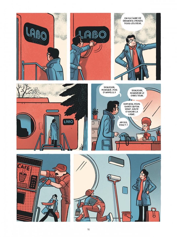 Le Labo – Hervé Bourhis & Luca Varela