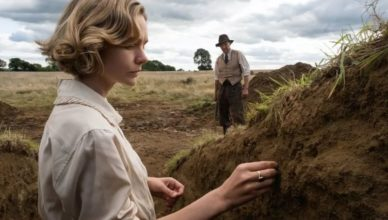 The Dig: Ralph Fiennes, Carey Mulligan