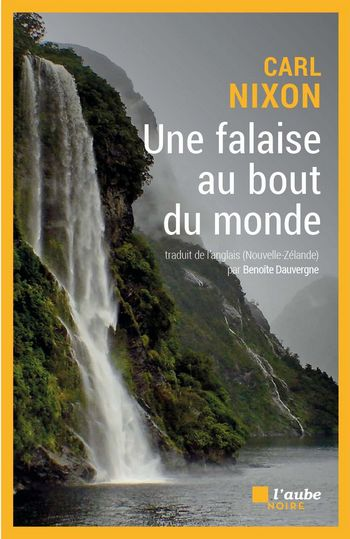 """""""Une falaise au bout du monde"""