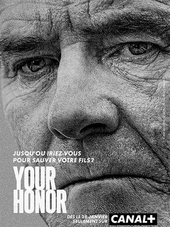 Your Honor : Affiche