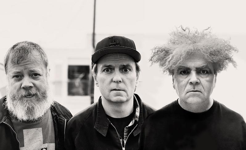 Melvins 1983 press