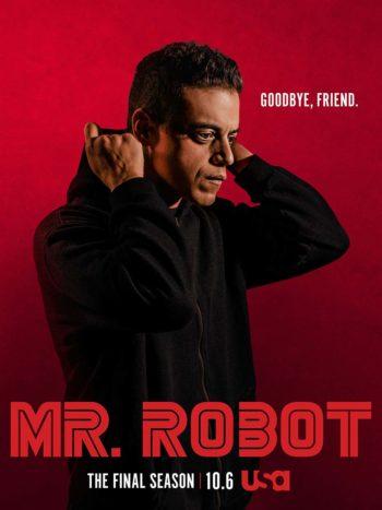 Mr Robot S4 affiche