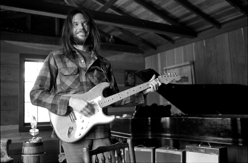 Neil Young Archives Henry Diltz