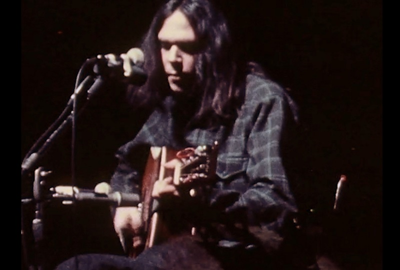 Young Shakespeare Neil Young