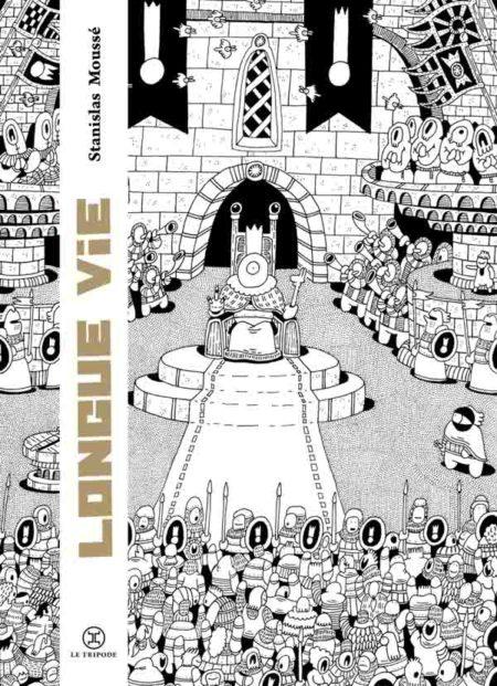Longue Vie - Stanislas Moussé