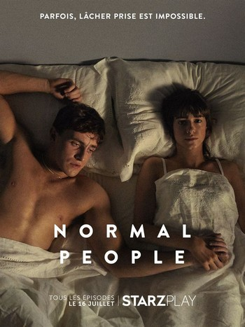NORMAL PEOPLE affiche