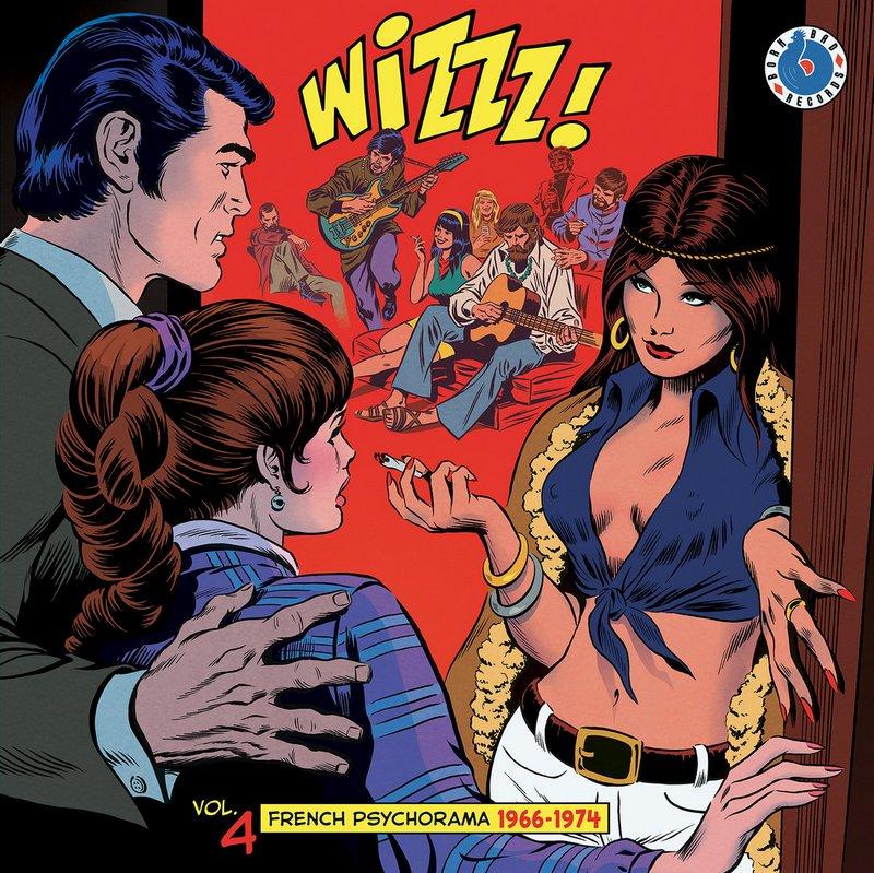 WIZZZ French Psychorama 1966/1974 VOLUME 4