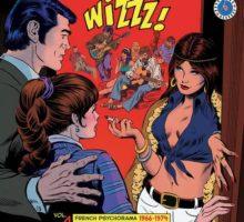 marchandise communauté WIZZZ French Psychorama 1966/1974 VOLUME 4
