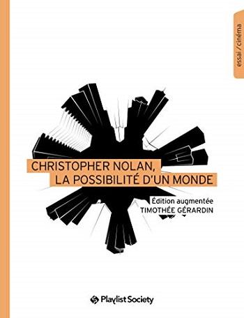 Christopher Nolan couverture