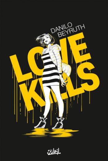 Love Kills Couverture