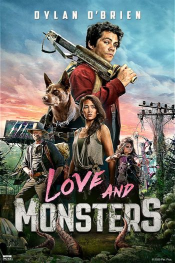 Love and Monsters affiche