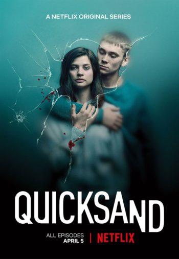 Quicksand Affiche