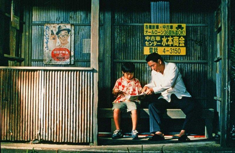 L' Eté de Kikujiro: Takeshi Kitano, Yusuke Sekiguchi