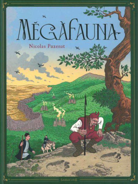 Mégafauna – Nicolas Puzenat