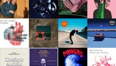 Sélection BENZINE – 12 albums pour avril 2021