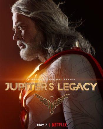 Jupiter s Legacy Affiche