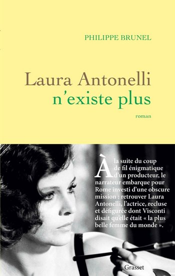 Laura Antonelli n'existe plus