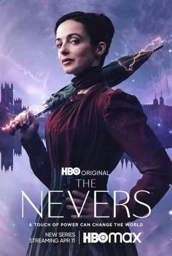 The Nevers S1 affiche