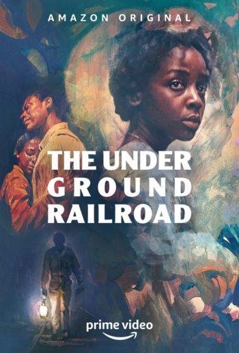 The Underground Railroad Affiche