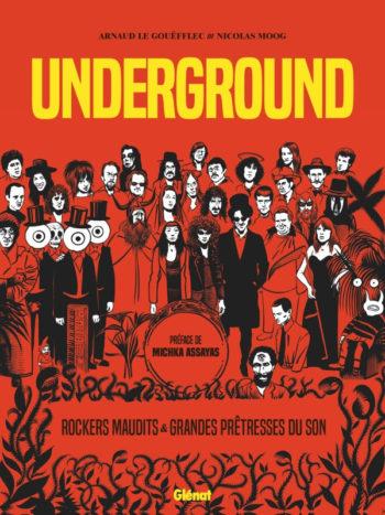 Underground Couverture