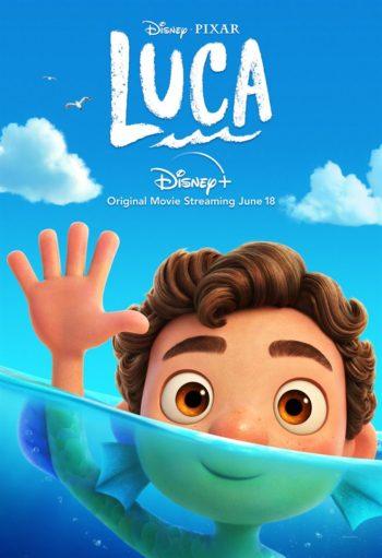 Luca affiche